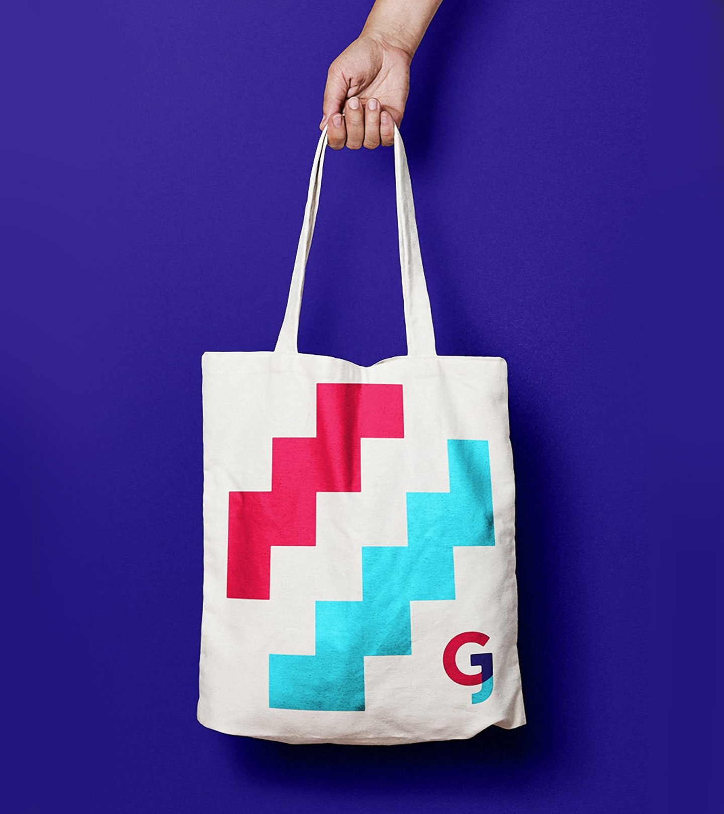 Gary Johnson spec campaign tote bag