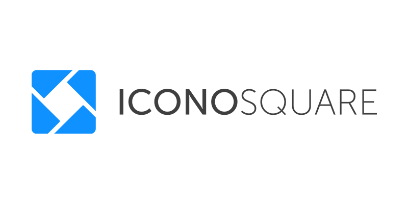 Color Iconosquare logo.