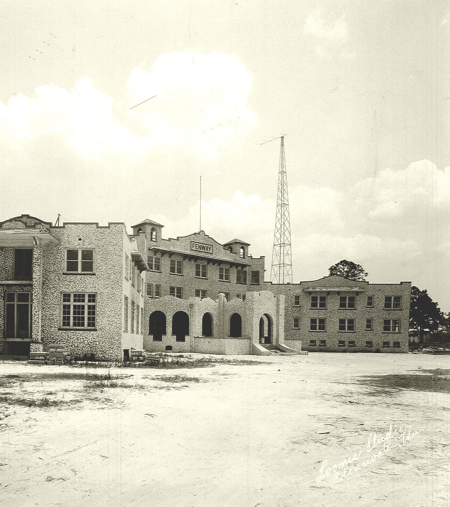 historic hotel fenway