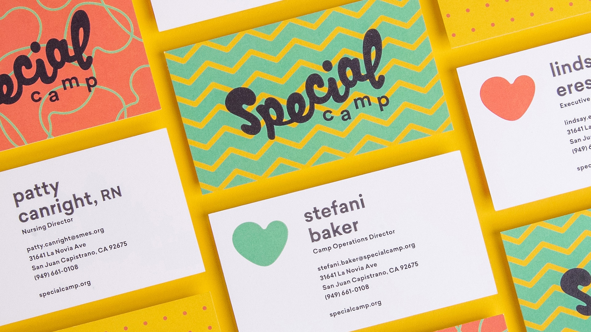 Special camp releases new rebrand