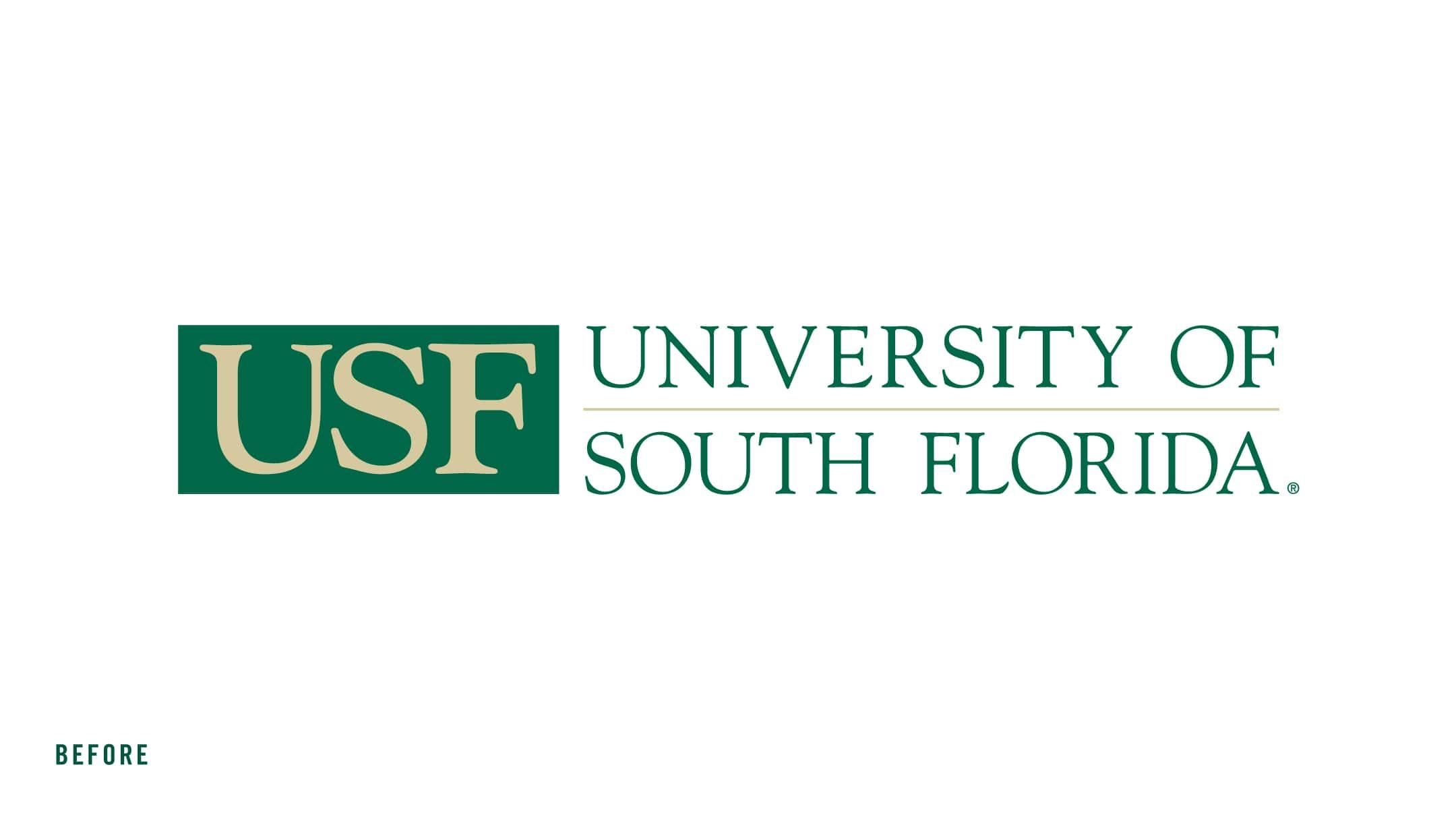 Old USF Academics Logo