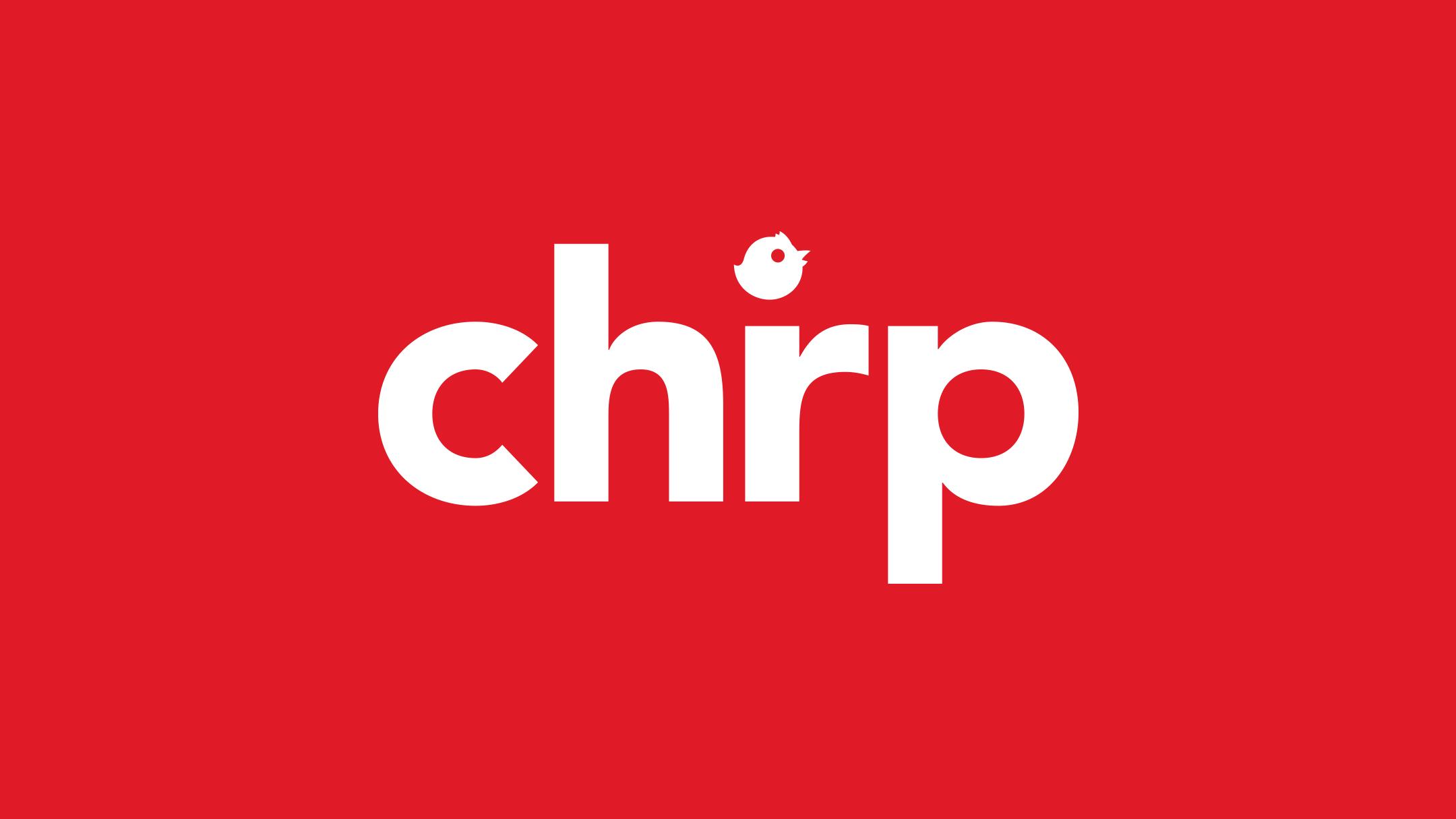 CHRP logo.