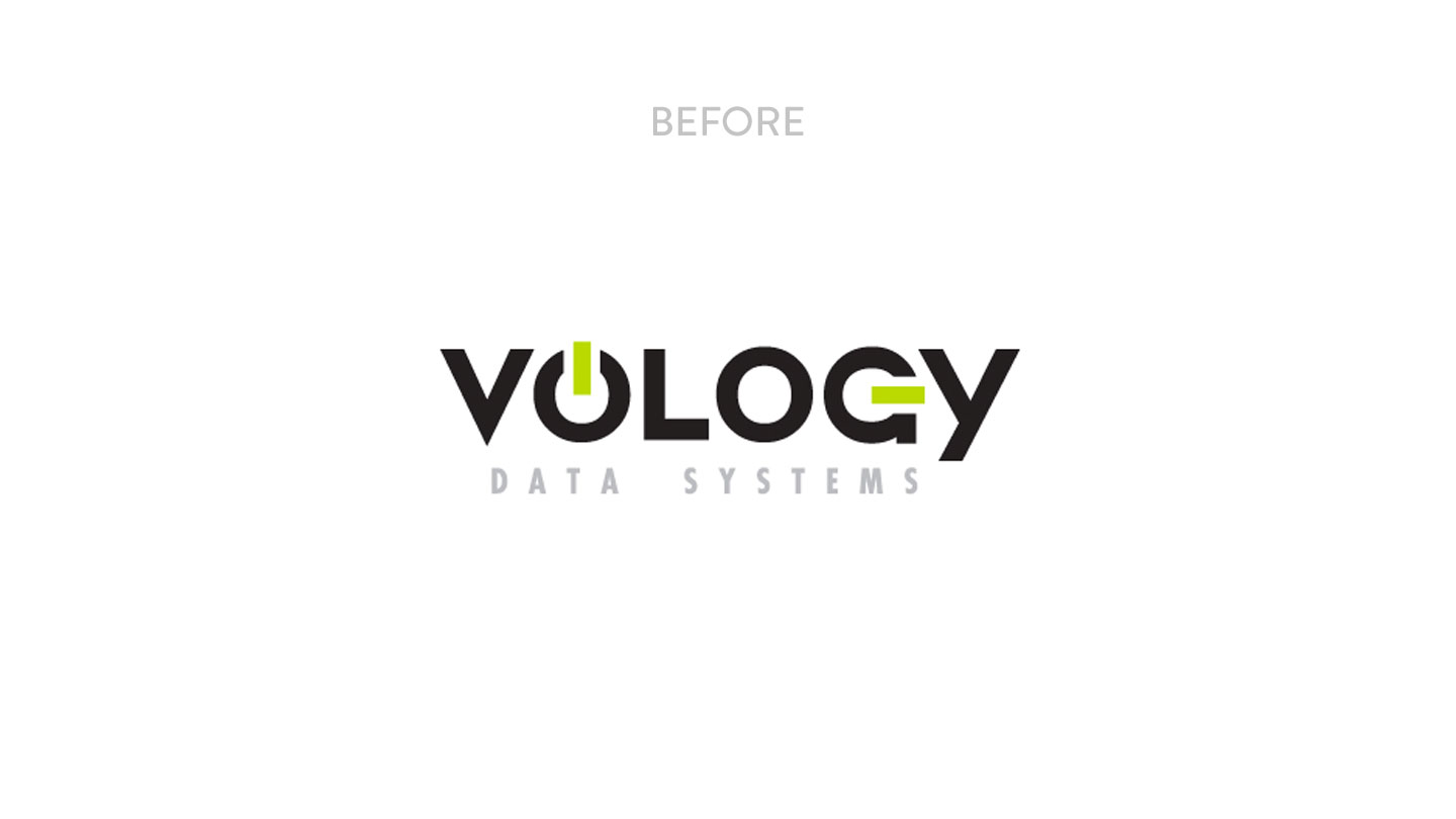 Vology old logo